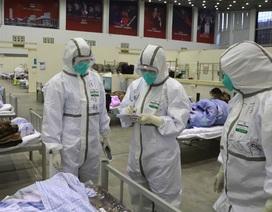 Ít nhất 500 nhân viên y tế Vũ Hán nhiễm virus corona