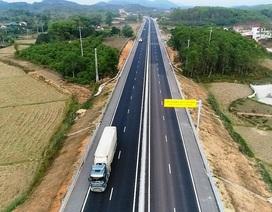 Sắp thu phí cao tốc hơn 12.000 tỷ đồng Bắc Giang - Lạng Sơn