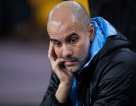 HLV Pep Guardiola thừa nhận nguy cơ bị sa thải