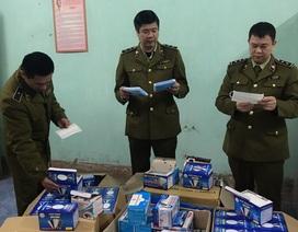 Thu giữ gần 150 nghìn khẩu trang y tế chuẩn bị xuất lậu sang Trung Quốc