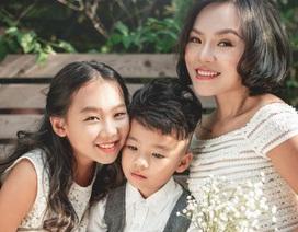 """Thái Thùy Linh: """"Tôi chưa bao giờ phải """"nhốt"""" con trong nhà lâu như thế"""""""