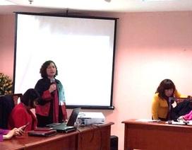 Bất ngờ với các kết quả nghiên cứu của nữ trí thức Việt