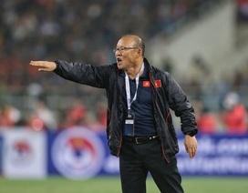 HLV Park Hang Seo lên tiếng sau án phạt của AFC