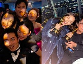 """Hoa hậu đẹp nhất Hàn bị chỉ trích vì dự tiệc cùng đoàn phim """"Ký sinh trùng"""""""