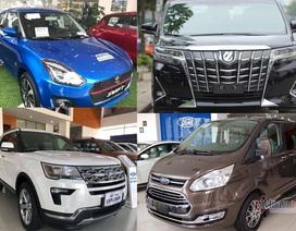 10 xe bán ít nhất tháng 1: Toyota góp mặt 4 mẫu