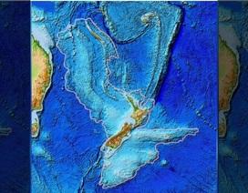 Lục địa bí ẩn Zealandia bị biến đổi bởi Vành đai lửa Thái Bình Dương