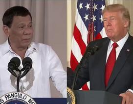 """Ông Trump: """"Philippines hủy thỏa thuận an ninh, Mỹ đỡ tốn tiền"""""""