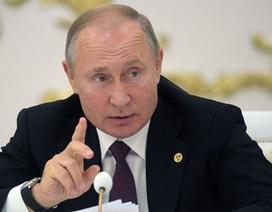 Ông Putin tiết lộ điều Nga sẽ làm khi vũ khí hạt nhân trở nên lỗi thời