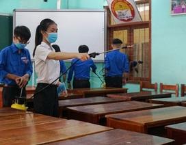 Học sinh Bình Định trở lại trường học từ ngày 17/2