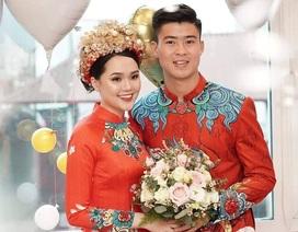 Chuyện tình đẹp như mơ của các ngôi sao thể thao Việt Nam