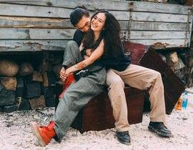 Bộ ảnh đong đầy trải nghiệm tình yêu của cặp đôi cá tính