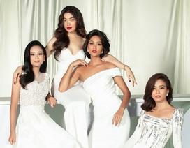 Hoa hậu Ji Hyun, H'Hen Niê, Khánh Vân tung ảnh quyến rũ ngày Lễ tình nhân