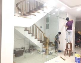 Cửa kính cường lực - Phương án hoàn hảo cho công trình Việt