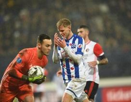 Thua Feyenoord, Heerenveen ngậm ngùi bị loại ở Cúp Quốc gia Hà Lan
