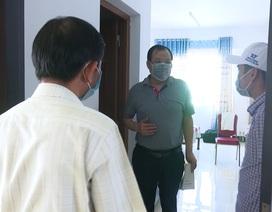 Quảng Ngãi:  Giám sát lao động đến từ vùng dịch Covid-19 tại nơi cư trú.