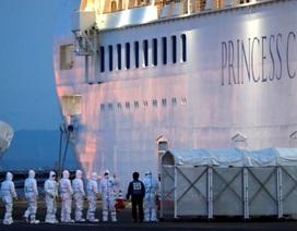 8 người nhiễm virus corona trên du thuyền ở Nhật Bản nguy kịch