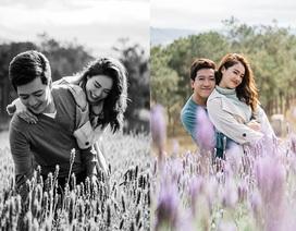 Trường Giang - Nhã Phương tung ảnh tình tứ dịp Lễ tình nhân