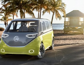 """""""Huyền thoại trở lại"""" của Volkswagen vẫn chưa có tên gọi chính thức"""