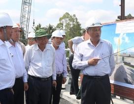 Phó Thủ tướng Trương Hòa Bình về thăm, làm việc tại tỉnh Vĩnh Long