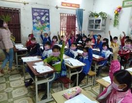 Chiều nay, Nghệ An họp và quyết định cho học sinh nghỉ học hết tháng 2