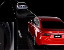 Triệu hồi Mazda3 tại Việt Nam vì trục trặc phanh khẩn cấp tự động
