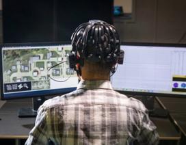 Sử dụng sóng não của các game thủ giỏi nhất thế giới để tạo vũ khí
