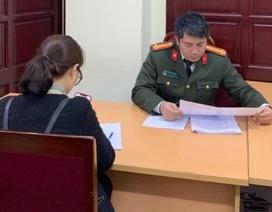 Phạt một phụ nữ tung tin có người nhiễm corona tại trường học ở Hà Nội