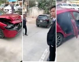 Mazda3 gây tai nạn khi thử nghiệm tính năng phanh khẩn cấp tự động?