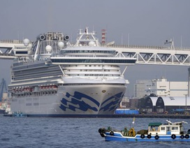 Thêm 67 ca nhiễm virus corona trên du thuyền ở Nhật Bản