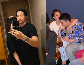 Hai hot boy đình đám cùng công khai bạn gái sau mùa lễ tình nhân