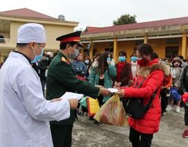 Lào Cai: Sau 14 ngày cách ly, 52 người đầu tiên được về nhà