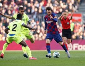 Messi trải qua cơn khát bàn thắng dài nhất sau 6 năm