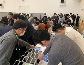 Nhật cấp 2.000 iPhone cho du khách mắc kẹt trên biển vì corona