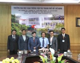 Trường ĐH Giao thông Vận tải TPHCM thành lập nhóm nghiên cứu mạnh đầu tiên