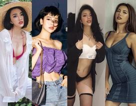"""Tình trường toàn hot girl, người mẫu của rapper """"đào hoa"""" Andree"""