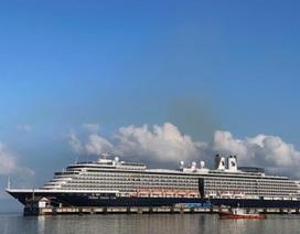 Khách trên tàu cập bến Campuchia vẫn nhiễm corona khi xét nghiệm lần 2