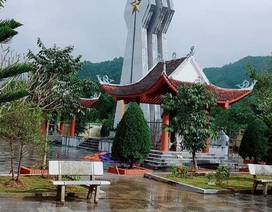 Tháng 2 và cuộc gặp gỡ với đồng đội đã khuất trên đỉnh thiêng Pò Hèn