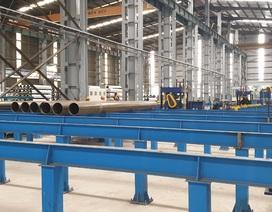 Hòa Phát ra mắt ống thép cỡ lớn - đường ống siêu lớn, thành ống siêu dày