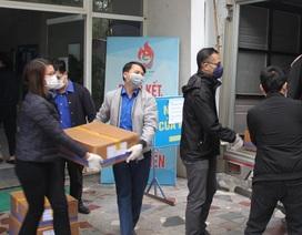 26.000 khẩu trang hỗ trợ nhân dân Vĩnh Phúc chống dịch Covid-19