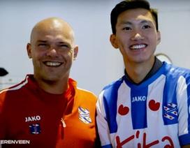 """HLV Heerenveen vẫn """"bảo thủ"""", Văn Hậu càng ít cơ hội ra sân?"""