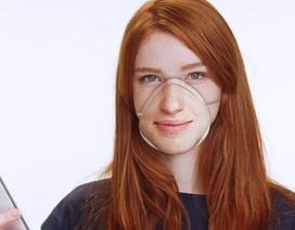 """Dịch vụ """"hot"""" mùa Covid-19: Mở khóa khuôn mặt mà không cần bỏ khẩu trang"""