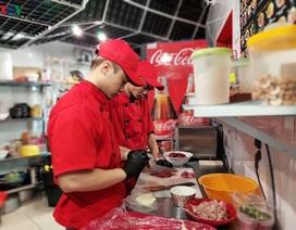Trăn trở kinh doanh ẩm thực Việt Nam ở thủ đô Moscow, Nga