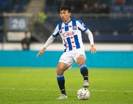 Văn Hậu góp công vào chiến thắng của đội trẻ Heerenveen