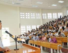 Mỗi giảng viên đại học sẽ có diện tích làm việc là 10m2