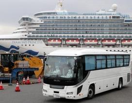 Vì sao vợ chồng Mỹ từ chối rời khỏi du thuyền bị cách ly tại Nhật?