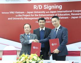 Trường ĐH Việt Nhật triển khai đào tạo chương trình chất lượng cao
