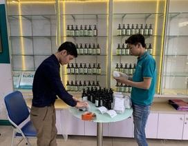 Doanh nghiệp bán 70.000 chai nước rửa tay khô kháng khuẩn không lợi nhuận