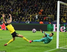 Haaland che mờ Neymar, Dortmund quật ngã PSG
