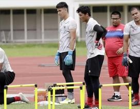 Giáo án của HLV Shin Tae Yong khiến các cầu thủ Indonesia kiệt sức