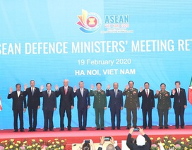 Khai mạc Hội nghị hẹp Bộ trưởng Quốc phòng các nước ASEAN 2020